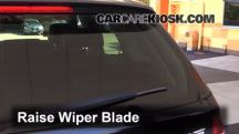 2013 BMW X5 xDrive35i 3.0L 6 Cyl. Turbo Escobillas de limpiaparabrisas trasero