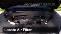 2013 Buick Enclave 3.6L V6 Air Filter (Engine)