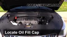 2013 Buick Enclave 3.6L V6 Oil