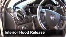2013 Buick Enclave 3.6L V6 Belts