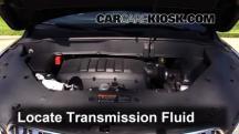 2013 Buick Enclave 3.6L V6 Transmission Fluid