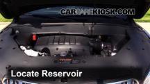 2013 Buick Enclave 3.6L V6 Windshield Washer Fluid