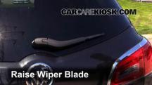 2013 Buick Enclave 3.6L V6 Windshield Wiper Blade (Rear)