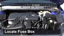 2013 Buick Verano 2.4L 4 Cyl. FlexFuel Fuse (Engine)
