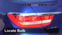 2013 Buick Verano 2.4L 4 Cyl. FlexFuel Lights