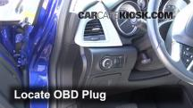 2013 Buick Verano 2.4L 4 Cyl. FlexFuel Check Engine Light