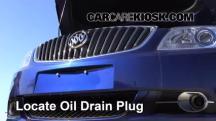 2013 Buick Verano 2.4L 4 Cyl. FlexFuel Aceite