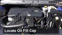 2013 Buick Verano 2.4L 4 Cyl. FlexFuel Oil