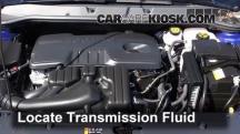 2013 Buick Verano 2.4L 4 Cyl. FlexFuel Transmission Fluid