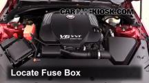 2013 Cadillac ATS Performance 3.6L V6 FlexFuel Fuse (Engine)