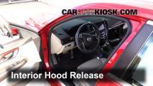 2013 Cadillac ATS Performance 3.6L V6 FlexFuel Capó
