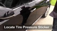 2013 Cadillac XTS 3.6L V6 Neumáticos y ruedas