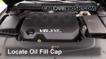 2013 Cadillac XTS 3.6L V6 Aceite