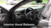 2013 Cadillac XTS 3.6L V6 Capó
