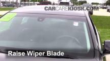 2013 Cadillac XTS 3.6L V6 Escobillas de limpiaparabrisas delantero