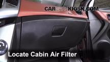 2013 Chevrolet Cruze LT 1.4L 4 Cyl. Turbo Air Filter (Cabin)