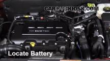 2011 Chevrolet Cruze LT 1.4L 4 Cyl. Turbo Battery