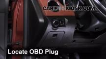2013 Chevrolet Cruze LT 1.4L 4 Cyl. Turbo Compruebe la luz del motor