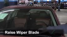 2013 Chevrolet Cruze LT 1.4L 4 Cyl. Turbo Windshield Wiper Blade (Front)
