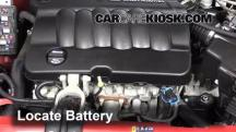 2013 Chevrolet Impala LT 3.6L V6 FlexFuel Battery