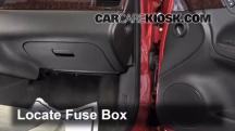 2013 Chevrolet Impala LT 3.6L V6 FlexFuel Fusible (interior)