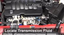 2013 Chevrolet Impala LT 3.6L V6 FlexFuel Transmission Fluid