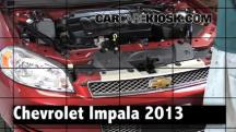 2013 Chevrolet Impala LT 3.6L V6 FlexFuel Review