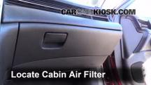 2013 Chevrolet Malibu Eco 2.4L 4 Cyl. Air Filter (Cabin)