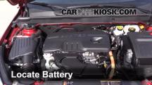 2013 Chevrolet Malibu Eco 2.4L 4 Cyl. Battery