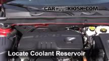2013 Chevrolet Malibu Eco 2.4L 4 Cyl. Coolant (Antifreeze)