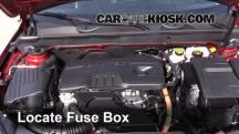 2013 Chevrolet Malibu Eco 2.4L 4 Cyl. Fuse (Engine)
