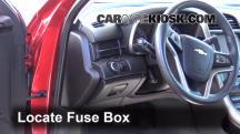 2013 Chevrolet Malibu Eco 2.4L 4 Cyl. Fusible (interior)