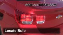 2013 Chevrolet Malibu Eco 2.4L 4 Cyl. Lights