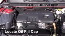2013 Chevrolet Malibu Eco 2.4L 4 Cyl. Oil