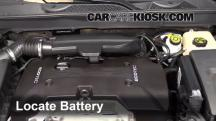 2013 Chevrolet Malibu LTZ 2.5L 4 Cyl. Battery