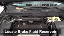 2013 Chevrolet Malibu LTZ 2.5L 4 Cyl. Brake Fluid