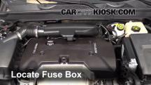 2013 Chevrolet Malibu LTZ 2.5L 4 Cyl. Fuse (Engine)
