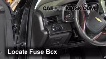2013 Chevrolet Malibu LTZ 2.5L 4 Cyl. Fuse (Interior)