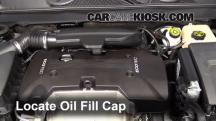 2013 Chevrolet Malibu LTZ 2.5L 4 Cyl. Oil