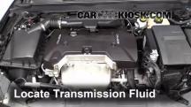2013 Chevrolet Malibu LTZ 2.5L 4 Cyl. Líquido de transmisión