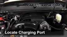 2013 Chevrolet Silverado 1500 LT 5.3L V8 FlexFuel Crew Cab Pickup Air Conditioner