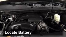 2008 Chevrolet Silverado 1500 LT 5.3L V8 Extended Cab Pickup (4 Door) Batería