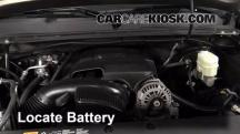 2013 Chevrolet Silverado 1500 LT 5.3L V8 FlexFuel Crew Cab Pickup Battery