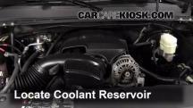 2013 Chevrolet Silverado 1500 LT 5.3L V8 FlexFuel Crew Cab Pickup Coolant (Antifreeze)