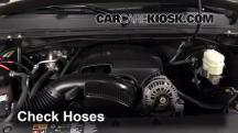 2013 Chevrolet Silverado 1500 LT 5.3L V8 FlexFuel Crew Cab Pickup Hoses