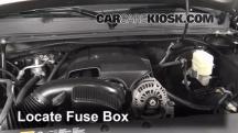 2013 Chevrolet Silverado 1500 LT 5.3L V8 FlexFuel Crew Cab Pickup Fuse (Engine)