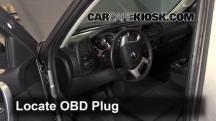 2013 Chevrolet Silverado 1500 LT 5.3L V8 FlexFuel Crew Cab Pickup Compruebe la luz del motor