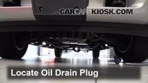 2013 Chevrolet Silverado 1500 LT 5.3L V8 FlexFuel Crew Cab Pickup Oil