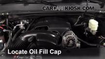 2013 Chevrolet Silverado 1500 LT 5.3L V8 FlexFuel Crew Cab Pickup Aceite