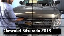 2013 Chevrolet Silverado 1500 LT 5.3L V8 FlexFuel Crew Cab Pickup Review